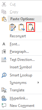 How to Remove All the Hyperlinks in Word - My Microsoft