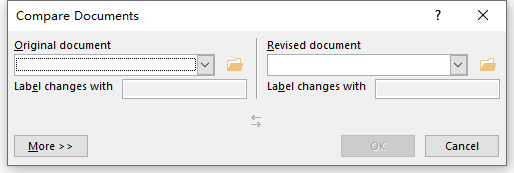 How to Compare Two Documents in Word Side-by-Side - My