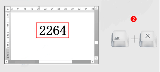 How to Insert Less than or equal to Symbol in Microsoft Word